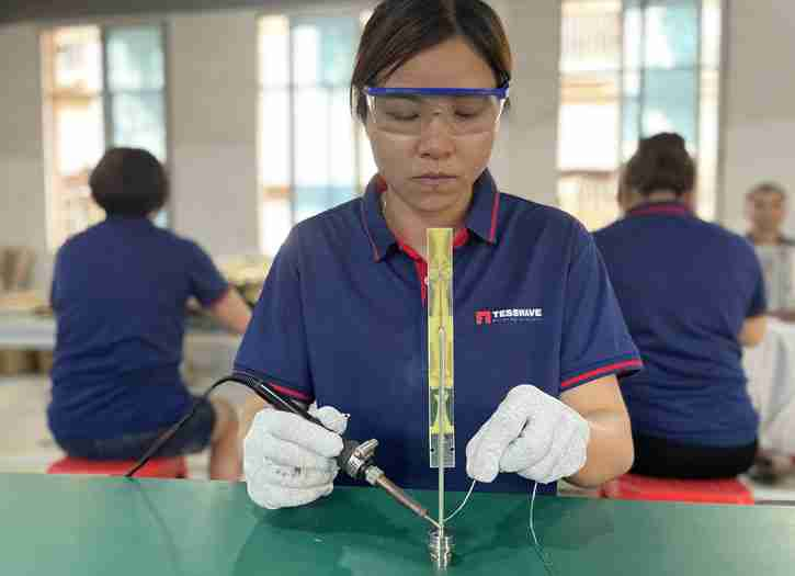 Control of Production Process -Quality Control photo